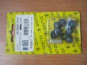 Маслоотражатели (комплект 8 штук) Goetze 24-30667-01 для ВАЗ