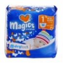Подгузники Magics Premium 1 Newborn (2-5кг) 36шт Drylock