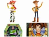 История игрушек Дисней Вуди, Джесси , Лотсо, конь Булзай.