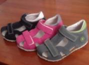 - Сандали ортопедические детские «Т-116» с закрытым носком