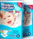 Памперсы Helen Harper Soft & Dry midi 3 (Чехия)