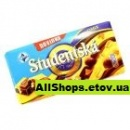 Шоколад ORION Studentska Pecet Duomix 180г