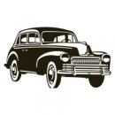 Виниловый Стикер Car