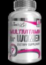 BioTech Multivitamin For Women (60 таб)
