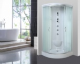 Гидробокс AquaStream Classic 99 LA White - «Тепло-электро»