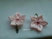 Яркие заколки (розовый)