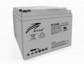 Аккумуляторная батарея AGM RITAR RT12260, 12V 26Ач