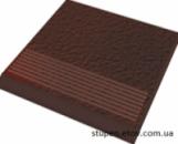 Ступень рельефная простая STRUKTURALNA CLOUD 30x30