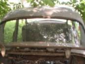 Заднее стекло ГАЗ 21