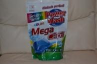 Капсулы для стирки Power Wash Color Mega Caps 32шт