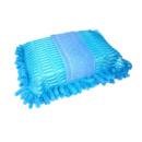 Микрофибровая губка для уборки прямоугольная 18х10х6,5 см Helfer 47-215-012