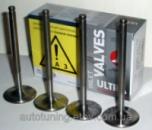 Т-образные облегченные клапана (впуск, 4 шт.) AMP (Азот.) Ланос 1,5 л.(Lanos), Nexia 1,5 и др. с двигателями FAM I