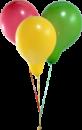 Три повітряні кульки