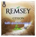 Чай Remsey Ceylon Gold (черный Цейлонский Голд ) 75 пакетиков.
