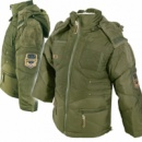 Куртка детская 104-134р с вельветовыми вставками весна-осень