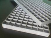 Решетчатый настил - производство