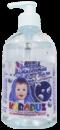 Антисептик на спиртовій основі дитячий «Карапуз» 500 мл Засіб для дезінфекції рук і поверхонь