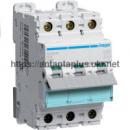 Автоматический выключатель Hager 3P 10kA C-40A 3M