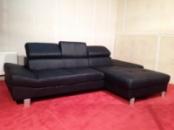 Кожаный диван угловой производства Германии