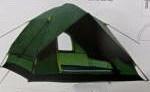 Палатка 3х местная 2х2м двойная