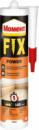 Жидкие гвозди акриловые, Момент Fix POWER, белые, 400 г