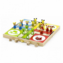 Игра настольная «Лудо», Viga toys (50064)