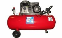 Компрессор поршневой с ременным приводом, Vрес=200л, 510л/мин, 380V, 3кВт (AB200/510/380)