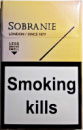 сигареты СОБРАНИЕ нано,SOBRANIE nano