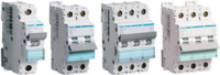 Автоматические выключатели Hager 25-15 кА, характеристика С