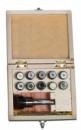 Комплект цанг Zenitech ER25/MT2/M10