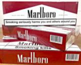 сигареты Мальборо красное картонный блок,Marlboro red оriginal