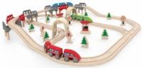 Набор железной дороги «Железнодорожная развязка», Hape
