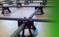 Фиксатор для арматуры д. 4мм; 6мм; 7мм; 8мм; 10мм.
