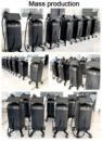 Косметологический аппарат лазерной эпиляции Alma Soprano ICE Platinum 1200W