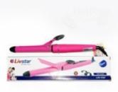 Плойка электрощипцы для волос Livstar LSU-1522 с керамической рабочей поверхностью.