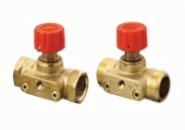 Гидравлические балансировочные клапаны Danfoss ASV-M