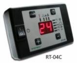 RT-04C PiD Автоматика для твердотопливного котла