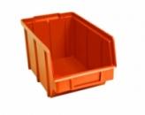 Ящики для метизов пластиковые желтые Арт.701 О/пластиковые коробки,контейнер для метизов,пластиковые лотки