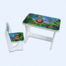 Стол со стулом «Африка»