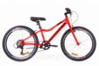 Велосипед 24« Formula ACID 1.0 14G Vbr Al 2019 (красно-черный с синим)