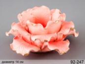 Підсвічник «Троянда» 14см