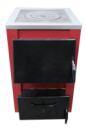Твердотопливный котел с плитой Прометей 15 П