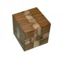 Деревянная головоломка Круть Верть Чудо-куб 8х8х8 см (nevg-0002)