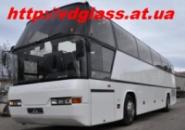Лобовое стекло для автобусов Neoplan 116 в Никополе