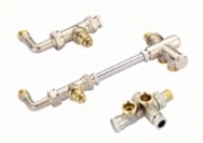 Гарнитура для однотрубной системы отопления Danfoss