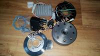 Электронное зажигание генератор Ява 250 6 12 вольт