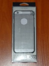 Чехол бампер Viva iPhone 6 /6S Metalico Gunmetal Houndstooth