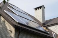 Сетевая солнечная электростанция от 1 до 30 кВт, зеленый тариф