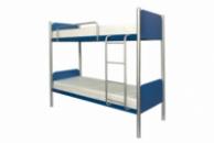 Двухъярусные металлические кровати «Металл-Дизайн»