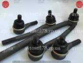 Трапеция рулевая 2101, 2102, 2103, 2104, 2105, 2106, 2107 Триал-Спорт комплект (тяги, наконечники)